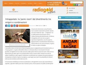 Radio Gold - Intrappolato: la 'panic room' del divertimento tra enigmi e combinazioni