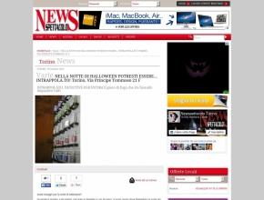 News Spettacolo - Nella notte di Halloween potresti essere Intrappola.to