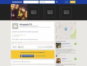 Foursquare.com - Intrappola.to