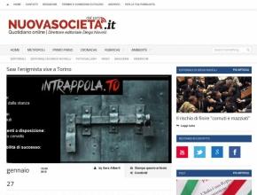 Nuovasocieta.it - Saw l'enigmista vive a Torino