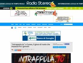 Cuneo Cronaca - Intrappolato.to a Cuneo: il gioco di ruolo che impazza fra i giovani