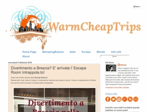 Warmcheaptrips - Divertimento a Brescia? È arrivata l'escape room Intrappola.to