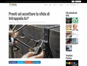 Tekla - Pronti ad accettare la sfida di Intrappola.to?