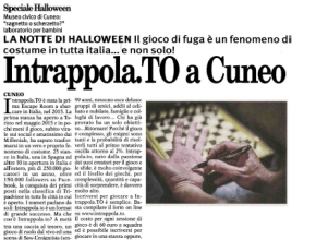 Cuneo Sette - Intrappola.to a Cuneo