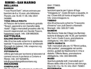 Il Corriere di Romagna - Aperte le iscrizioni per Intrappola.to