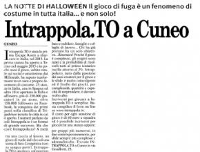 Saluzzo Oggi - Intrappola.to a Cuneo
