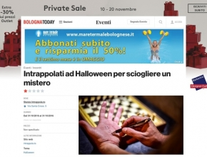 Bologna Today - Intrappola.to: intrappolati ad Halloween per sciogliere un mistero