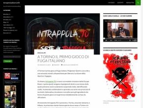 Tempestadicervelli.com - A Torino il primo gioco di fuga italiano