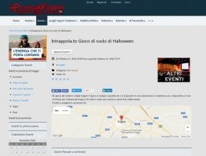 La provincia di Foggia - Intrappola.to: gioco di ruolo di Halloween