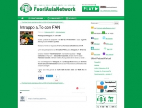 FuoriAulaNetwork - Intrappola.to con FAN!