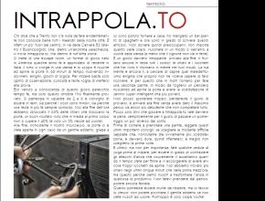 L'Urlo di Vitruvio - Intrappola.to: l'esperienza