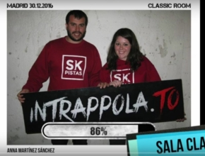 Intrappola.to en Madrid - Sala Classic Experience