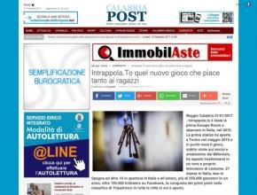 Calabria Post - Intrappola.to: quel nuovo gioco che piace tanto ai ragazzi
