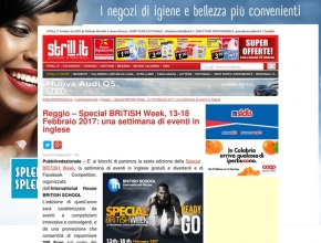 Strill.it - Intrappola.to tra i premi della Special British Week
