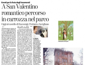 La Stampa - A San Valentino romantico percorso in carrozza o... Intrappola.to!