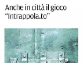 La città di Salerno - In città il nuovo gioco Intrappola.to