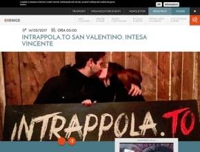 eVenice - Intrappola.to a San Valentino, intesa vincente!