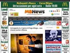 MbNews - Intrappola.to, il gioco di fuga dilaga… una stanza anche a Monza