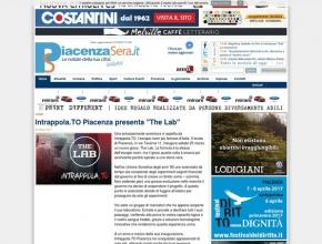 Piacenza Sera - Intrappola.to Piacenza presenta The Lab