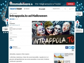 Trento Today - Intrappola.to ad Halloween