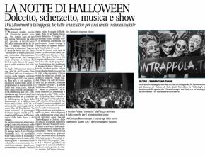 Torino Cronaca - Intrappola.to tra le iniziative per un Halloween indimenticabile!