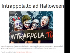 Il fatto 24 ore Trentino - Intrappola.to ad Halloween