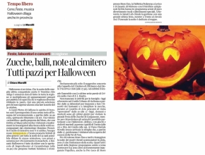 Corriere del Trentino - Cosa fare ad Halloween? Preparatevi ad essere Intrappola.ti!