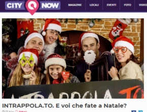 CityNow.it - Intrappola.to. E voi che fate a Natale?