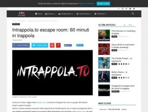 Intrappola.to escape room: 60 minuti in trappola