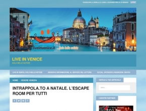 Live in Venice - Intrappola.to a Natale: l'escape room per tutti