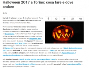 MenteLocale Torino - Halloween in escape room!