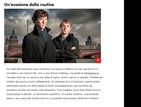 Cosmopolitan - Intrappola.to tra le 5 idee last minute che spaccano!