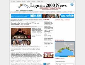"""Liguria 2000 news - Carnevale e San Valentino """"Alternativi""""? A Genova INTRAPPOLA.TO è la soluzione"""