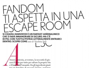 TuStyle - Fandom ti aspetta in una escape room!