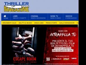 Thriller Magazine